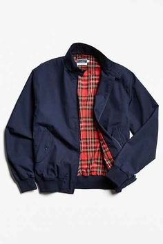 Fred Perry Made In England Harrington Jacket - Urban Outfitters