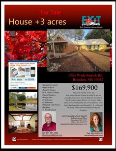 Just listed in Brandon, MS 39042