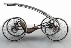 Powerful City Rickshaws : Potencial Vehiculo