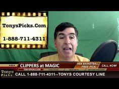 LA Clippers versus Orlando Magic Pick Prediction NBA Pro Basketball Odds...