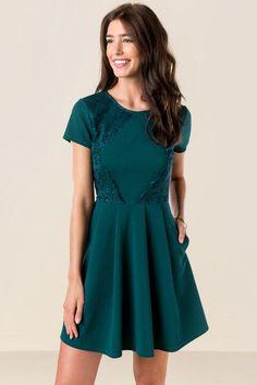 Katerina Lace Dress