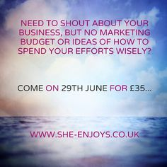 Need to shout about your business for free?