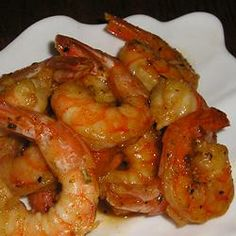 grilled shrimp recipe with garlic and herbs Going to try this memorial day when I grill!