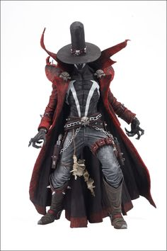 Hee hee Alucard Spawn? Just Kidding this is awesome.