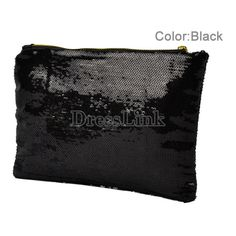 New Fashion Style Women's Sparkle Spangle Clutch Evening Bag ($4.06) via Polyvore
