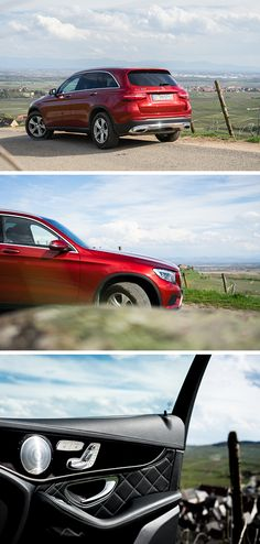 A day in the coutryside with the Mercedes-Benz GLC 250. Photos by Constantin Schiller #MBsocialcar. [Mercedes-Benz GLC 250 4MATIC | combined fuel consumption 7.1–6.5 l/100km | combined CO2 emission 166–152 g/km | http://mb4.me/efficiency_statement]