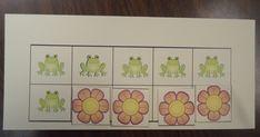 The Elementary Math Maniac: Using 10 frames! Part 1