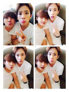 Xero & B-Joo ♥ | Topp Dogg