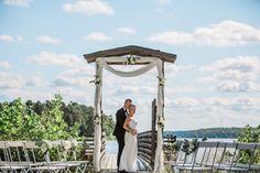 Wedding outside ❤️