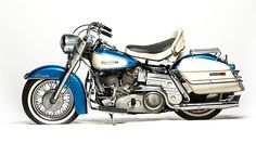1966 Harley-Davidson FLH Electra Glide