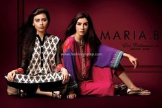 Maria B Eid Collection 2013 for Women and Girls 009