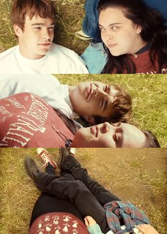 My Mad Fat Diary - all the Rae and Finn scenes