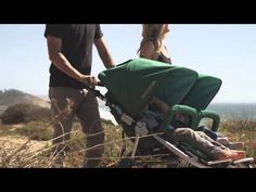 Check Out Bumbleride Indie Twin All Terrain Jogging Double Stroller Video - Active. Essential. Uniquely you.