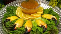 Claws Crab Sauce