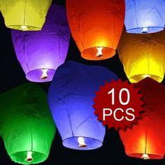 Chineese Lanterns...so cool!