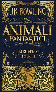 Animali fantastici e dove trovarli: Screenplay originale pdf - L'autore e altri lavori