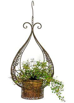 Schon Wire Garden Spiral, Large | Gardening | Pinterest | Garden Planters,  Planters And Gardens