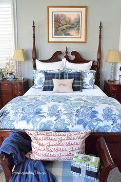 Master Bedroom-Christmas 2016-Housepitality Designs