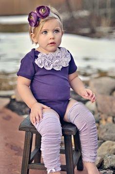 baby headband by Rumi Allen