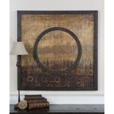 Uttermost Mink Stole Framed Art 51062