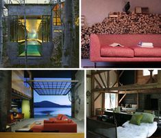 Rustic Modern Retreats: 12 Earthy Hotels, Homes & Barns