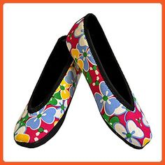 c93628b71d8 NuFoot Ballet Flats Women s Shoes