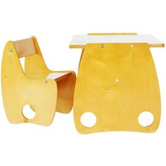 USSR Child's Desk Set   From a unique collection of antique and modern children's furniture at http://www.1stdibs.com/more-furniture-collectibles/childrens-furniture/
