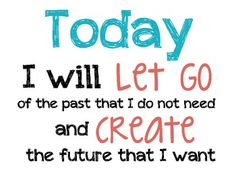♥  Each day... Let go bad stuff  ...and. Move into   JOY.    yes