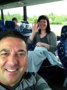 Steve and Amy of The Dead Files