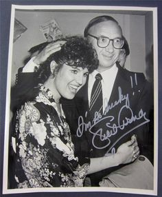 #LucieArnaz is currently receiving rave reviews in Pippin! Here's a piece of memorabilia from one of her other hits! Lucie Arnaz Signed #They'rePlayingOurSong with #NeilSimon  on opening night. www.LucyDesiSale.com