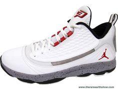 New Jordan CP3.VI AE 580580-101 White Cement