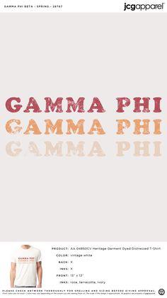Gamma Phi Beta Spring Shirt | Sorority Spring Shirt | Greek Spring Shirt #gammaphibeta #gfb #gpb #Spring #Shirt Gamma Phi Beta, Alpha Chi Omega, Chi Omega Crafts, Custom Design Shirts, Spring Design, Sorority And Fraternity, Spring Shirts, Spring Break, Shirt Ideas