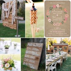 """#Wedding Inspiration featuring Evermine's """"Whimsical Floral"""" Invitation Collection in mocha."""