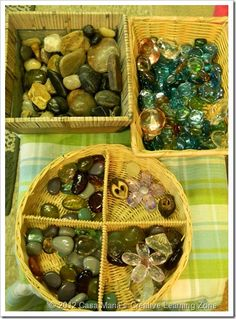"""""""Loose Parts"""" are materials that children can manipulate, move about, modify and have power over while in PLAY."""