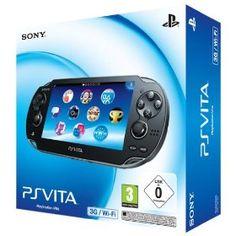 PS Vita: la nuova Play Station Portable della Sony con tante novità come il touch screen, 3g e tanto divertimento ad un prezzo più basso sulla rete: a 281,17€ anziché come in tutti i negozi a 299,99€ e spedizione inclusa!
