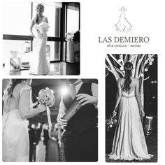 Las Demiero : www.lasdemiero.com Facebook:  https://web.facebook.com/demiero/  #lasdemiero #bodas #novias #vestidodenovia #vestidossirena #vestidosbordados #casamientos #noviavintage