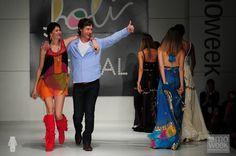 Holi by Sedal en Itaú MoWeek, Verano 2013 Foto: Pazos Landarín #fashion #uruguay