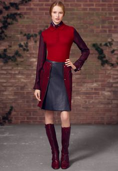TOMMY HILFIGER FALL 12 COLLECTION