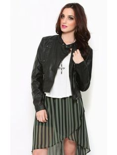 Mustang Leather #Jacket