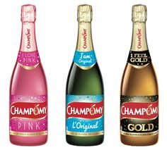 People From Design - Design packaging Champomy 2015 Orangina Schweppes France - ProvideUP