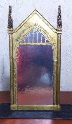 Mirror of Erised - 01 by Brunasc