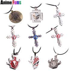 Bleach Necklace (9 types) //Price: $8.99 & FREE Shipping //     #anime #otaku #manga #kawaii #animegirl #animelover #animeworld #animeboy