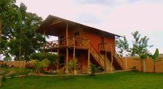 HOTEL LA CASCADA ::A comfortable eco-hotel in El Progreso, Honduras::