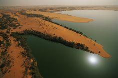 Sahara Desert, Chad