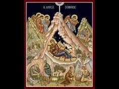 Christ is Born! Xristos Yennatai! In English - YouTube