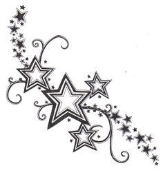 Shooting Star Tattoo Designs 10 Star Tattoo Design Samples And Ideas
