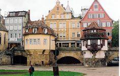 Germany, Esslingen, North end of Maille parkby m. muraskin on Flickr.