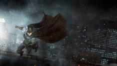 Batman Ben Affleck Dark Sky Rain - HD Wallpapers - Free Wallpapers - Desktop Backgrounds