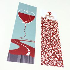 Regular sized bookmarks, ideal for marking pages in your book! Features 'Recovery II' print on one side and Skulls print on reverse.