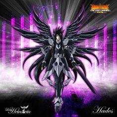 Hades - The Lost Canvas by LadyHeinstein.deviantart.com on @DeviantArt